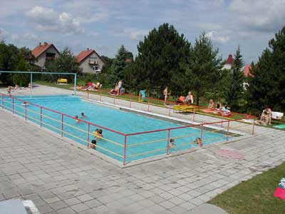 Foto: Termálne kúpalisko Vieska