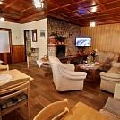 Chata - spoločenská miestnosť