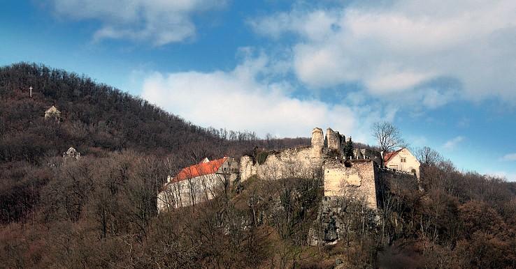 Foto: Hrad Modrý Kameň