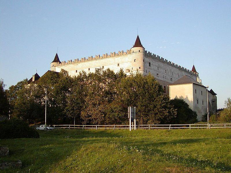 Foto: Zvolensky zámok