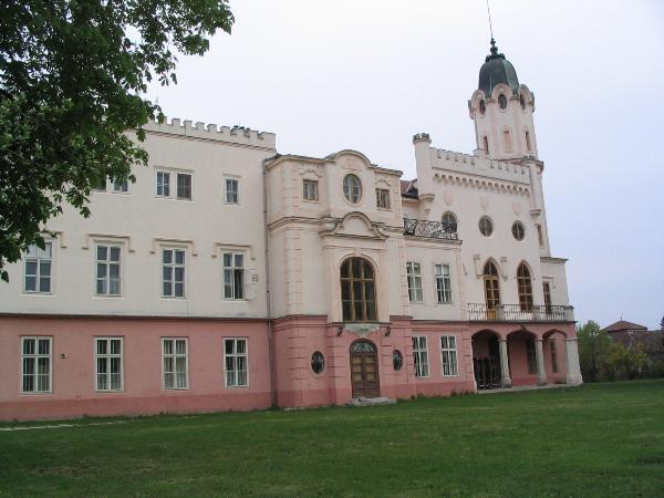 Foto: Grassalkovichovský kaštieľ