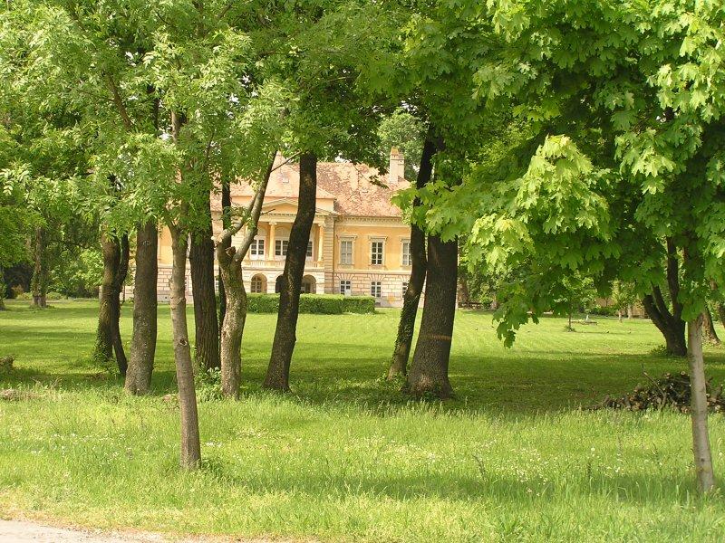 Foto: Kaštieľ Lesné Kračany