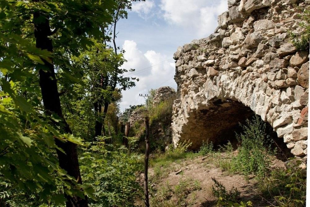 Foto: Hrad Čeklís