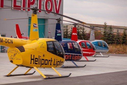 Foto: Heliport Liptov