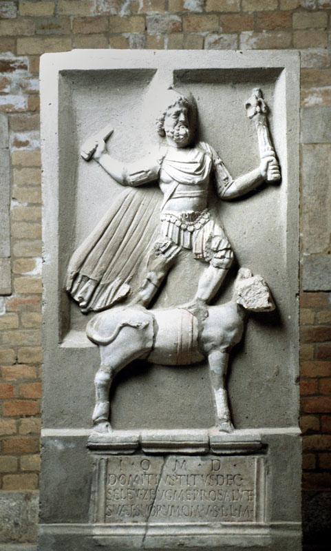 Foto: Expozícia Rímske lapidárium