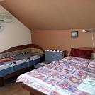 3 posteľová izba s balkónom
